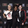 Frankie Grande and Regina LeVert Photos