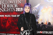 Kelly Osbourne attends the opening night of Universal Studios' Halloween Horror Nights held at Universal Studios Hollywood on September 12, 2019 in Universal City, California.
