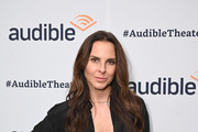 "Opening Night Of ""the way she spoke"" Starring Kate del Castillo At Audible's Minetta Lane Theater"