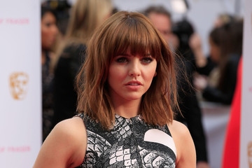 Ophelia Lovibond House of Fraser British Academy Television Awards - Red Carpet Arrivals
