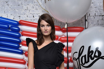 Ophelie Guillermand Saks Celebrates AdR Book: Beyond Fashion By Anna Dello Russo With Book Signing And Private Dinner