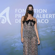 Ophelie Guillermand Monte-Carlo Gala For Planetary Health : Photocall