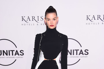 Ophelie Guillermand UNITAS 2nd Annual Gala Against Human Trafficking - Arrivals