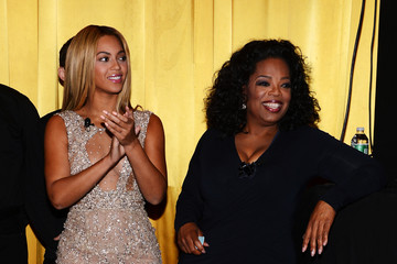 "Oprah Winfrey HBO Documentary Film ""Beyonce: Life Is But A Dream"" New York Premiere - Red Carpet"