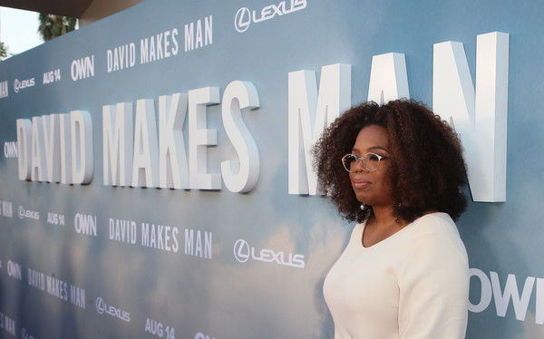 Premiere Of OWN's 'David Makes Man' - Arrivals