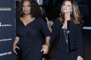 Oprah Winfrey 'Paycheck to Paycheck' Premieres in Hollywood