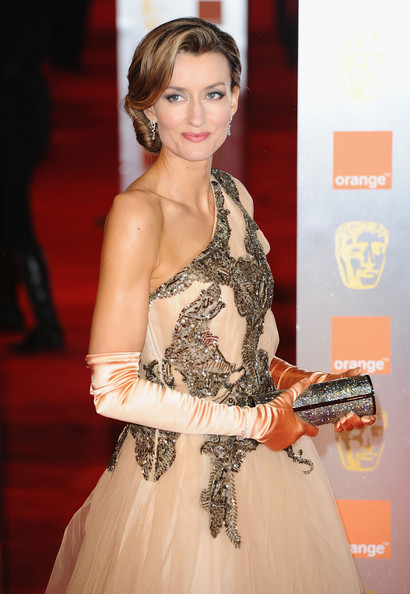 Actress Natascha McElhone attends the 2011 Orange British Academy Film Awards at The Royal Opera House on February 13, 2011 in London, England.
