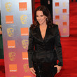 Barbara Hershey Orange British Academy Film Awards - Outside Arrivals