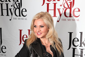 Orfeh Arrivals at 'Jekyll & Hyde: The Musical'