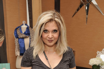 Orfeh Get Glam: A Fashion Week Lounge at The Empire Hotel - Day 2