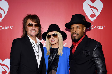 Orianthi Panagaris MusiCares Person Of The Year Tribute To Bob Dylan - Red Carpet
