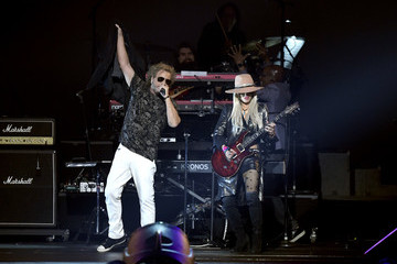 Orianthi MusiCares Person Of The Year Honoring Aerosmith - Inside