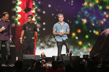 Orion Paxx Y100's Jingle Ball Show