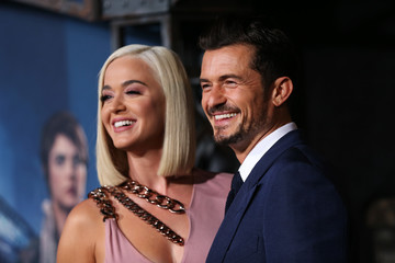 Orlando Bloom Katy Perry L.A. Premiere Of Amazon's 'Carnival Row' - Arrivals