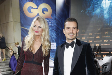 Orlando Bloom Red Carpet Arrivals - GQ Men Of The Year Award 2018