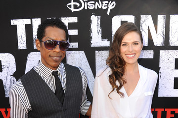 Orlando Jones with beautiful, Wife Jacqueline Staph