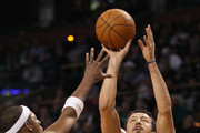 Paul Pierce Hedo Turkoglu Photos Photo