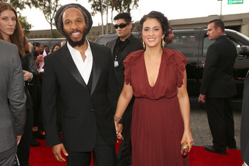 Orly Marley The 55th Annual GRAMMY Awards - Red Carpet
