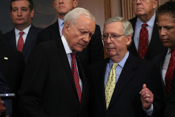 Orrin Hatch House and Senate Republican Leaders Release Tax Reform Plan