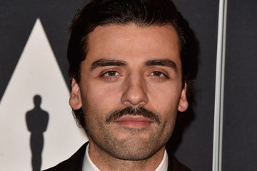 Oscar Isaac Academy Of Motion Picture Arts And Sciences' 2014 Governors Awards - Arrivals