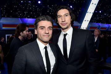 """Oscar Isaac World Premiere Of """"Star Wars: The Rise of Skywalker"""""""
