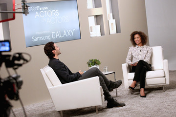 Oscar Isaac Variety Studio: Actors On Actors Presented By Samsung Galaxy - Day 1