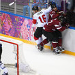 Oskars Bartulis Ice Hockey - Winter Olympics Day 12