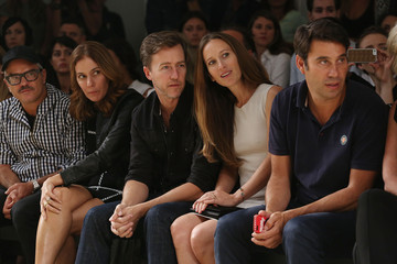 Shauna Robertson Osklen - Front Row - Mercedes-Benz Fashion Week Spring 2015