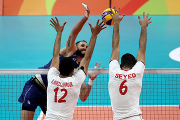 Osmany Juantorena Volleyball - Olympics: Day 12