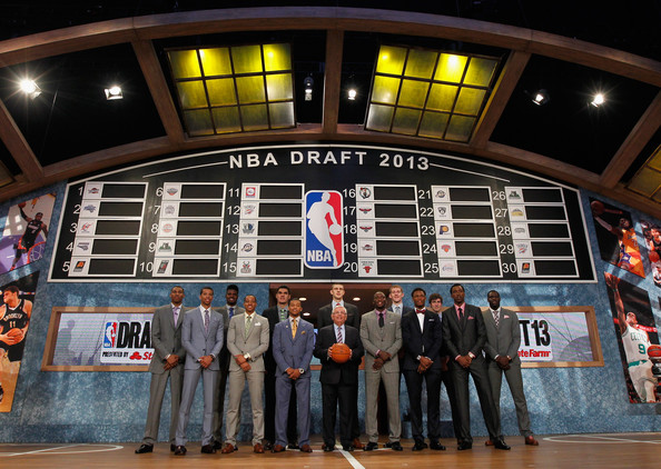 NBA Draft Held in NYC