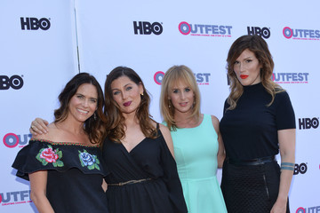 Our Lady J Zackary Drucker Amazon Original Series 'Transparent' Panel at Outfest Los Angeles