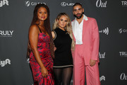 Raquel Willis, JoJo and Philip Picardi attend Out Magazine's Out100 Event presented by Lexus on November 21, 2019 in Long Island City, New York.