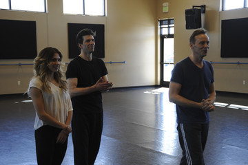 """William Trevitt Ovation's """"A Chance To Dance"""" From Producers Nigel And Simon Lythgoe Auditions In Salt Lake City"""