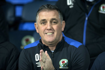 Owen Coyle Blackburn Rovers v Leeds United - Sky Bet Championship