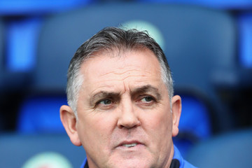 Owen Coyle Blackburn Rovers v Blackpool - The Emirates FA Cup Fourth Round