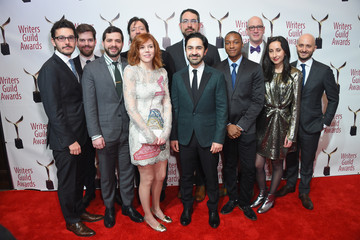 Owen Parsons 70th Annual Writers Guild Awards New York - Arrivals
