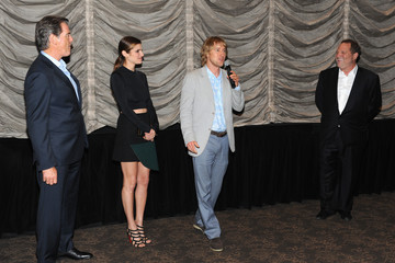 Owen Wilson Special Screening of 'No Escape' in New York