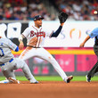 Ozzie Albies Divisional Round - Los Angeles Dodgers vs. Atlanta Braves - Game Four