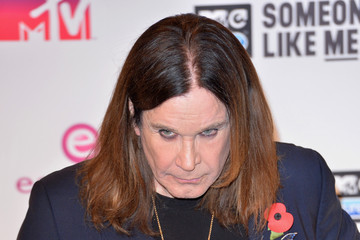 Ozzy Osbourne MTV EMA's 2014 - Winners Room