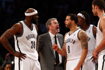 P.J. Carlesimo Chicago Bulls v Brooklyn Nets - Game Seven