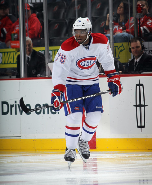 888d922c6a1 P.K. Subban Photos Photos - Montreal Canadiens v New Jersey Devils ...