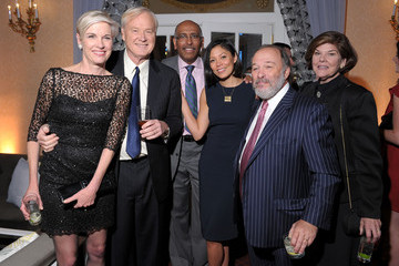 Ann Compton PEOPLE/TIME Party On The Eve Of The White House Correspondents' Dinner