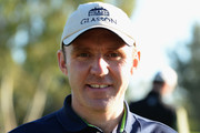 Colm Moriarty of Drive Golf Performance Limited poses for a photo before starting the thrd round of the PGA Play Offs at Antalya Golf Club - PGA Sultan Course on November 29, 2015 in Antalya, Turkey.