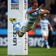 PJ van Lill Argentina v Namibia - Group C: Rugby World Cup 2015