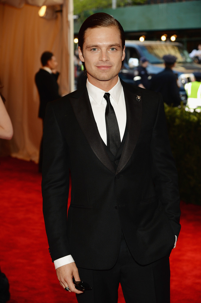 Sebastian Stan Photos Photos Red Carpet Arrivals At The