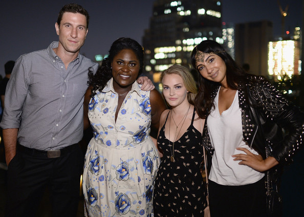 'Third Person' Afterparty in NYC [cinema society and revlon host a screening of sony pictures classics,people,event,friendship,youth,fashion,community,fun,party,smile,photography,third person,madeline brewer,jackie cruz,danielle brooks,pablo schreiber,the jimmy,sony pictures classics,party,screening]