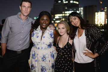 Pablo Schreiber Danielle Brooks 'Third Person' Afterparty in NYC