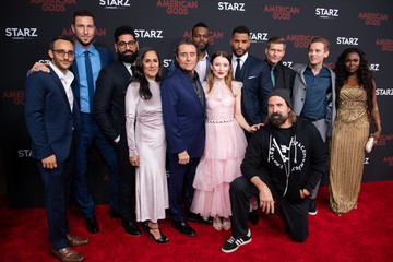 Pablo Schreiber Premiere Of STARZ's 'American Gods' Season 2 - Red Carpet