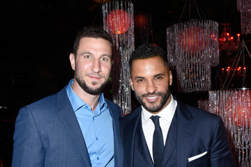 Pablo Schreiber Ricky Whittle 'American Gods' Season Two Red Carpet Premiere Event