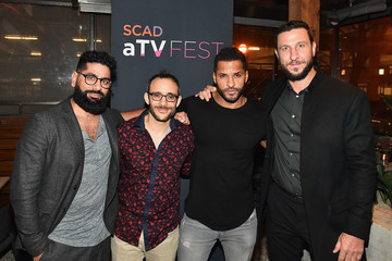 Pablo Schreiber Ricky Whittle SCAD aTVfest 2019 x Entertainment Weekly Party - Lure